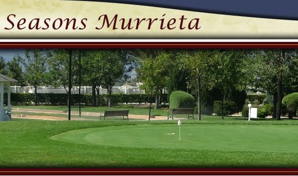 Four Seasons Homes for Sale in Four Seasons Murrieta. 55 Communities in Murrieta CA