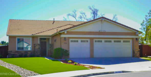 Four Seasons Murrieta Home for Sale with 3 Car Garage